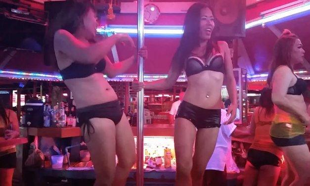 Samui Barszene: Lady Bars und Girlie Bars auf Ko Samui