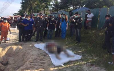 Vergrabene Leiche am Lamai Beach gefunden!
