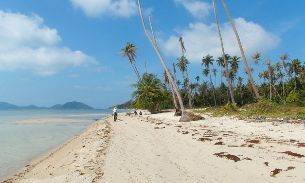 Neue Umweltschutz-Maßnahmen auf Samui, Koh Phangan und Koh Tao