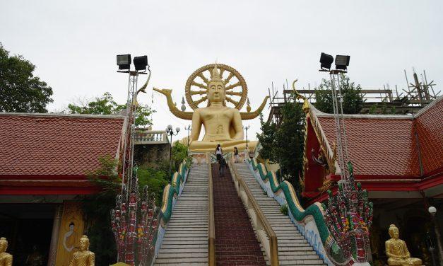 Ausflugstipp: Big Buddha Ko Samui